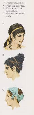 Ancient Roman Hair Style best 25 greek hair ideas ancient greek dress 1286 by wearticles.com