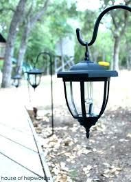 solar outdoor hanging lanterns lights add mood lighting large lantern ch