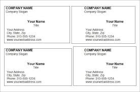 business cards with word business card word templates gallery cards ideas ideal visiting