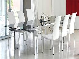 dining room glass table modern glass room tables lovely best modern glass room table contemporary glass