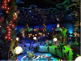 underwater restaurant disney world. Exellent Disney Inside Tritonu0027s Kingdom At Mermaid Lagoon In Underwater Restaurant Disney World