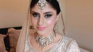beautiful stani real bridal makeup and hair by sadaf wan video dailymotion in indian bridal makeup and