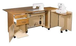 Horn Sewing Machine Cabinets