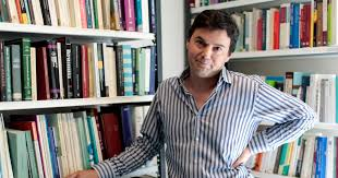 On Tour With <b>Rock</b>-<b>Star</b> Economist Thomas Piketty