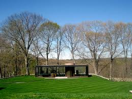 AD Classics: The Glass House / Philip Johnson | ArchDaily