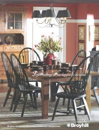Broyhill Attic Heirloom Dining Table Broyhill Furniture Advertisement Gallery
