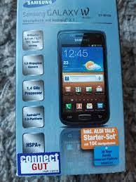 Samsung Galaxy W in 76337 Waldbronn für ...