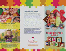 Samples Of Daycare Flyers Home Daycare Flyer Templates Free Samples Flyers Childcare