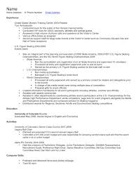 100 Sample Accounting Resume Sample Of Accounting Resume