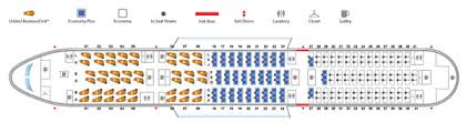 Sunwing 737 800 Elite Seating Chart United Announces Its Second International Route For The New