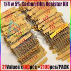 Резисторы cmd 2вт от 1 до 30 ом купить комплект на алиэкспресс