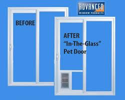 replacement sliding glass pet doors
