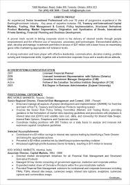 Business Resume Format Impressive Resume Format 28 Years Experience Marketing Resume Format