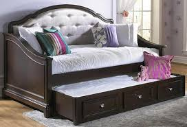 full size daybed with twin trundle.  Size Attractive Full Size Daybed With Trundle Bed With Bernadette Twin  Upholstered On P