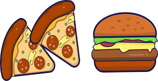 food clipart. Simple Food Junk Food Intended Clipart Openclipart