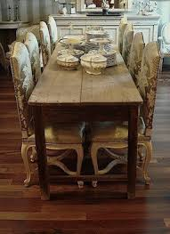 narrow dining table with leaf. long narrow dining table | in pine wood original with leaf