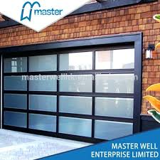 glass panel garage door black mirror glass panel garage door black mirror glass panel garage door