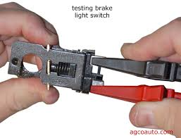 how to diagnose brake light problems