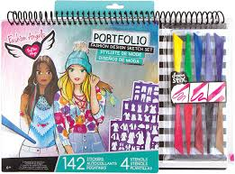 Fashion Angels Fashion Design Sketch Portfolio Fashion Angels Fashion Design Sketch Portfolio Artist Set