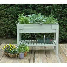 Kitchen Garden Living Larder Raised Planter - lifestyle