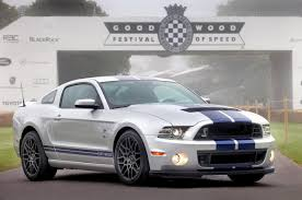 2013 Shelby GT500 to participate in Goodwood Festival of Speed as ...