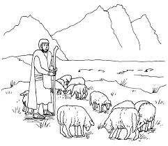 18 Dessins De Coloriage Mouton Berger Imprimer