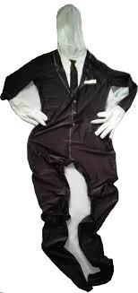 slender man costume the costumes