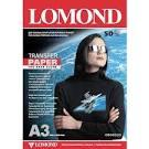 Термотрансферная бумага lomond а3 для струйной печати 70