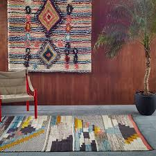 charm wool rug west elm charming shag rugs