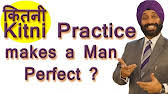 practice makes man perfect speech by saketh 8 41