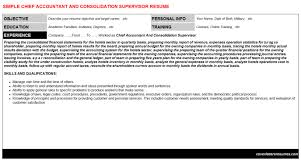 Consolidation Resumes Cv Cover Letters