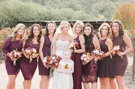 Romantic Berry Fall Wedding  Glamour U0026 GraceBackyard Fall Wedding