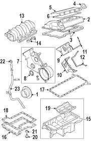 parts com® land rover range rover engine appearance cover oem parts 2005 land rover range rover hse v8 4 4 liter gas engine appearance cover