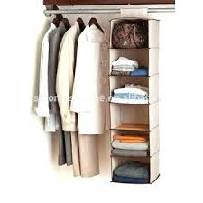 Clothes hanging shelf Storage Shelf Hanging Closet Organizer Hanging Clothes Organizer Shelf Hanging Closet Organizer Better Homes And Home Decor Pro Shelf Hanging Closet Organizer Home Decor Pro