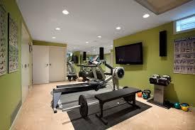 basement gym ideas. Best Flooring Materials Cork Basement Gym Designs Ideas