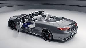 The s65 coupe manages 10.4 cubic feet in its trunk, while the convertible can only offer seven cubes with the top down. The 2017 Mercedes Amg S65 Cabriolet Mercedes Benz Cabriolets Benz Mercedes Amg