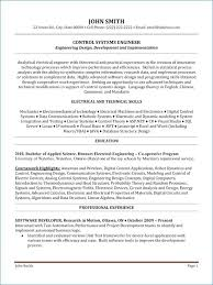Software Engineering Resume Example Software Engineering Resume Beautiful Software Engineer Resume