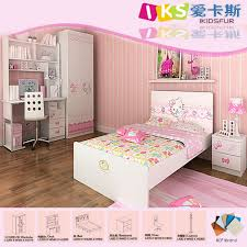 hello kitty bed furniture. hello kitty bedroom furniture for kids photo 8 bed o