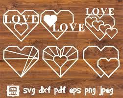 Kopieren und einfügen von herz symbol zeichen und emoji zu deinem instagram und facebook. Herz Svg Herz Schablonen Herz Vorlage Svg Herz Bundle Svg Etsy