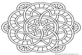 Mandala Printable Coloring Sheets Printable Mandala Coloring Pages