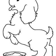 Coloring Pagesof Dog Coloring Pages Dogs Prairie Dog Coloring Page