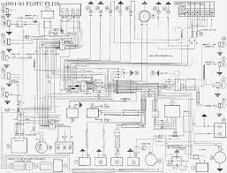harley knucklehead diagram free download wiring diagram schematic Residential Electrical Wiring Diagrams harley davidson 1991 93 flstc flhs wiring diagram service manual rh pinterest com