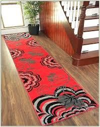 hall rug custom runner rugs for home decorating ideas fresh runners extra long hallway