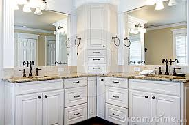 white bathroom cabinets. appealing luxury large white master bathroom cabinets with double sinks at b