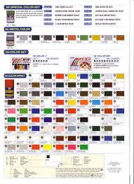 Mr Hobby Color Chart Pdf Soupbot