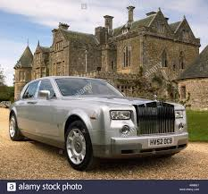 2003 Rolls Royce Phantom Stock Photo, Royalty Free Image: 564199 ...