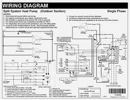 Trane heat pump wiring with thermostat diagram for wiring diagram