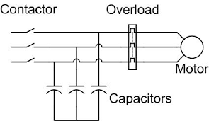 lex electrix power factor correction explained capacitor bank installation diagram at Power Factor Correction Capacitor Wiring Diagram
