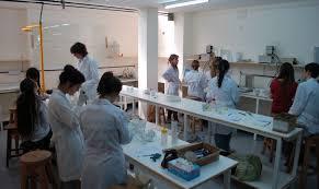 Resultado de imagen de laboratorio de quimica