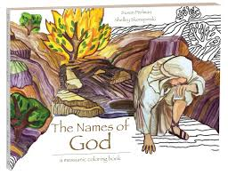 quick overview the names of messianic coloring book
